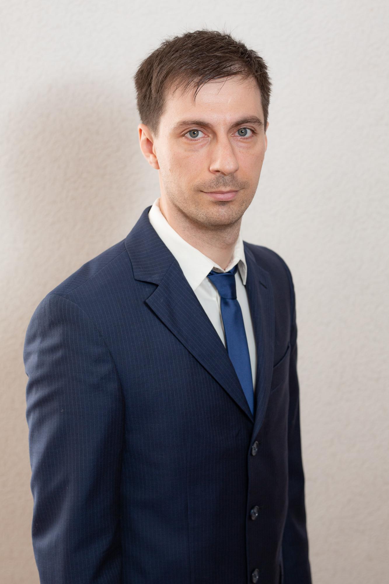 Сидоров Евгений Федорович